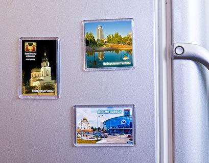 магниты на холодильник на заказ с фото